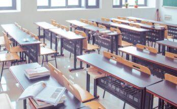 High School in Abu Dhabi
